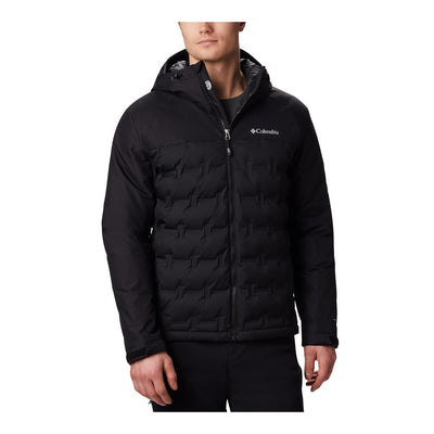 Mens Columbia Grand Trek Down Jacket