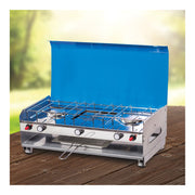 Companion 2 Burner and Grill