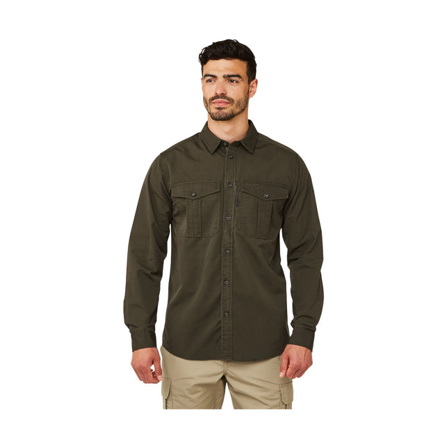 Craghoppers  Kiwi Ripstop Long-Sleeved Shirt