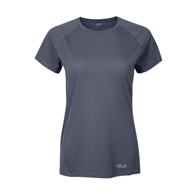 Womens Rab Force SS Tee