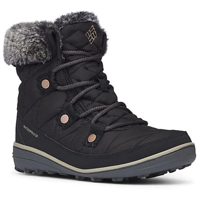Columbia Womens Heavenly Omni-Heat Shorty Boots