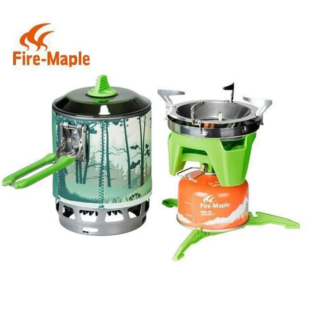 Firemaple X3 Cooking System