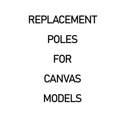 Replacement Poles for Canvas Tents