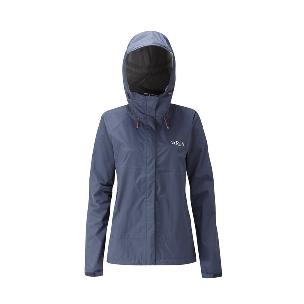 Womens Rab Downpour Jacket