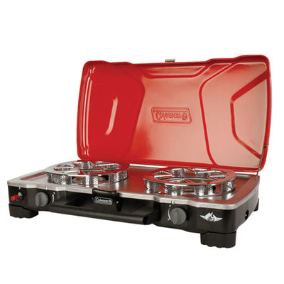Coleman FyreCadet Hyperflame Stove with Hose