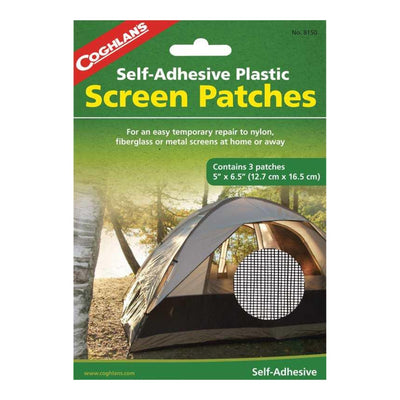Mesh Screen Patches