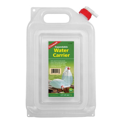 Expandable Water Container