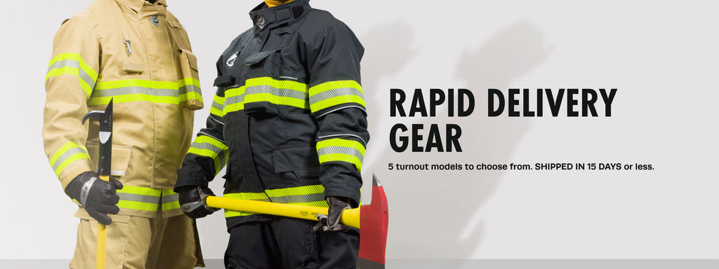 Rapid Delivery Gear