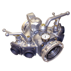 5-Way Manifold with Relief Valve