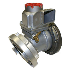 30° Elbow Adapters with Relief Valve & Air Bleeder