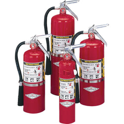 Multi-Purpose Dry Chemical Extinguishers