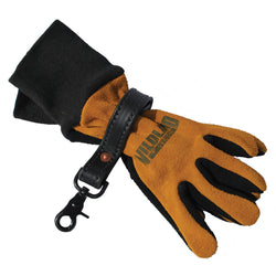 Hoseman Leather Glove Holder
