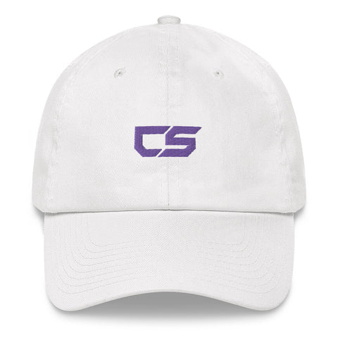 CS Logo Dad hat