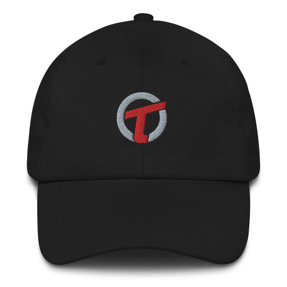 TyLu Circle Logo Dad hat