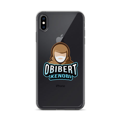 ObiBertKenobi iPhone Case