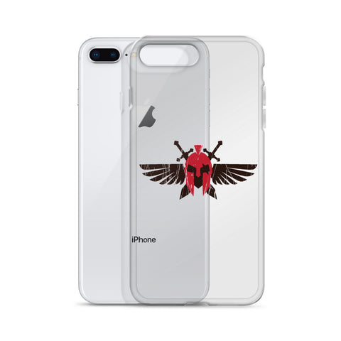 Spartakus Logo iPhone Case
