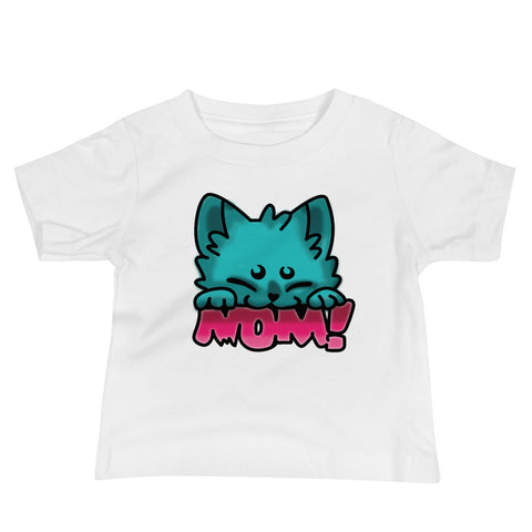 Baby Kitty; Baby Jersey Short Sleeve Tee