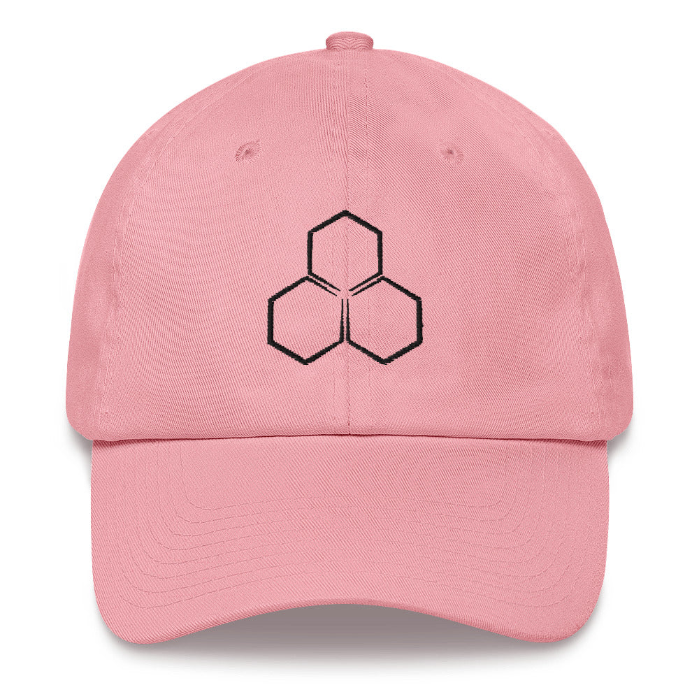 BeezyBee Logo Dad hat
