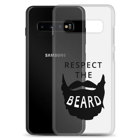Respect the Beard Samsung Case