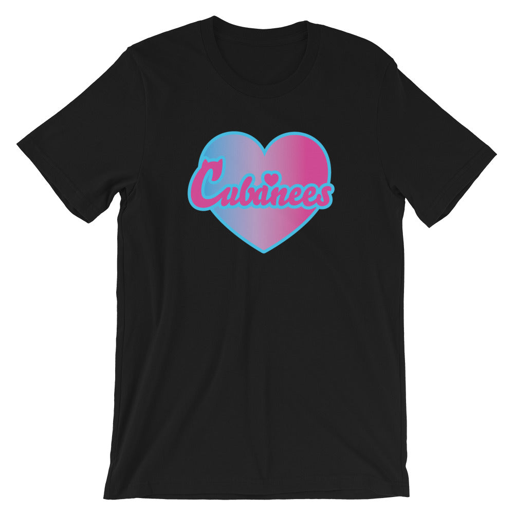 Cubanees Heart T-Shirt