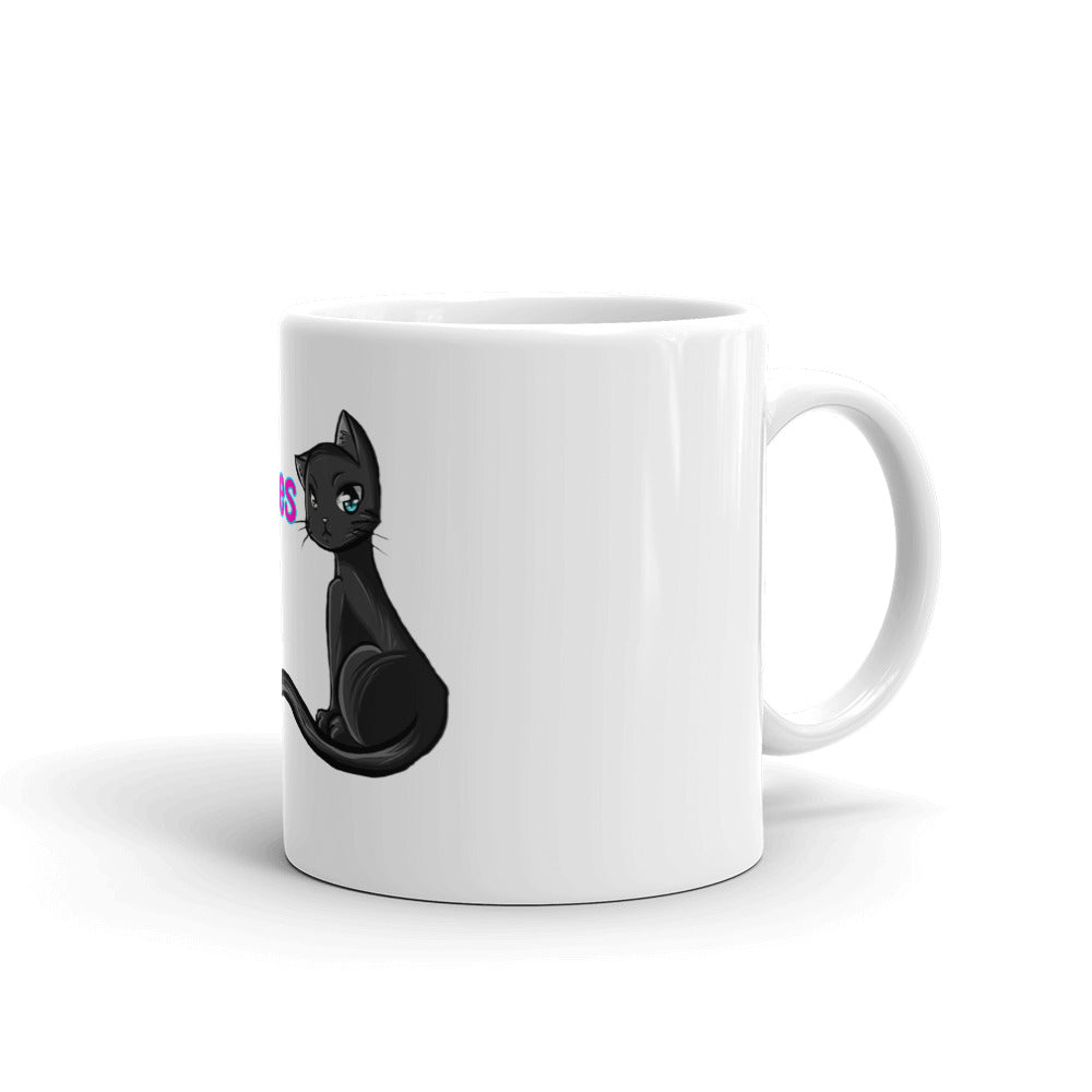 Cubanees Cat Mug