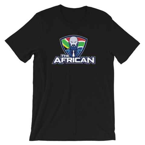 THE AFRICAN Unisex T-Shirt