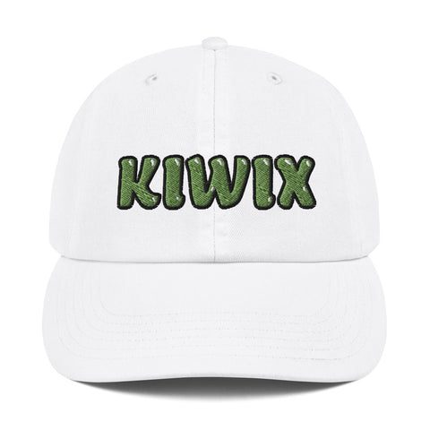 Kiwix Logo Champion Dad Cap