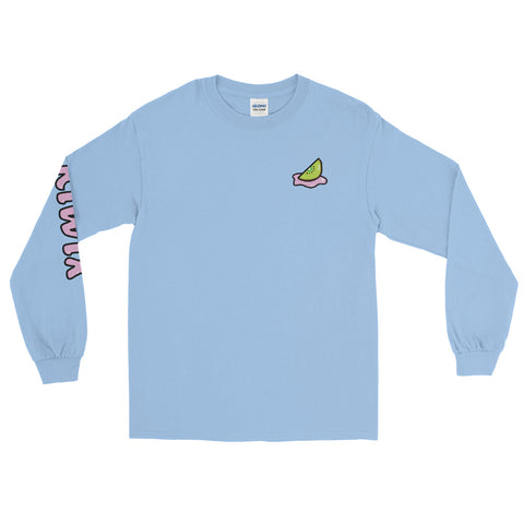 Blue Kiwix Long Sleeve Shirt