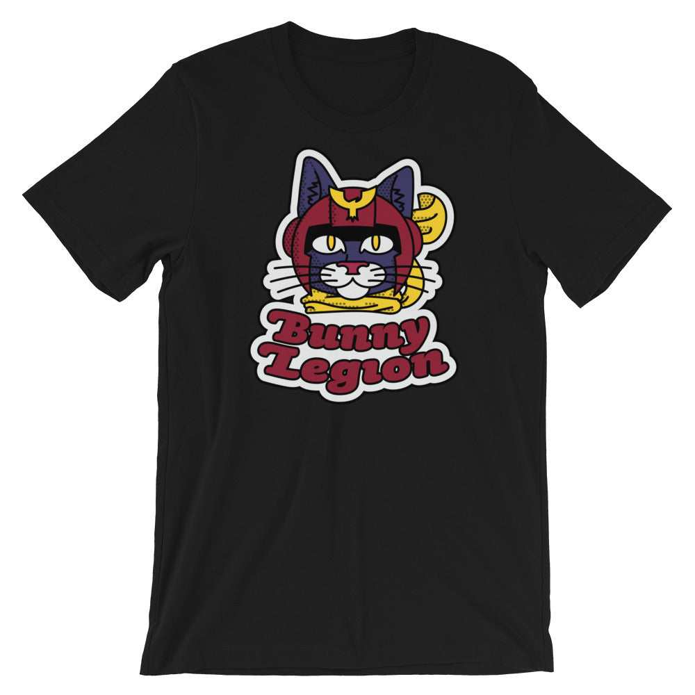 Bunny Legion T-Shirt (Black)