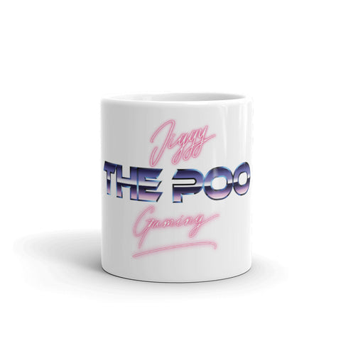 Jiggy the Poo  Mug