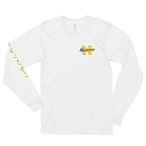Hackoru Long Sleeve T-shirt