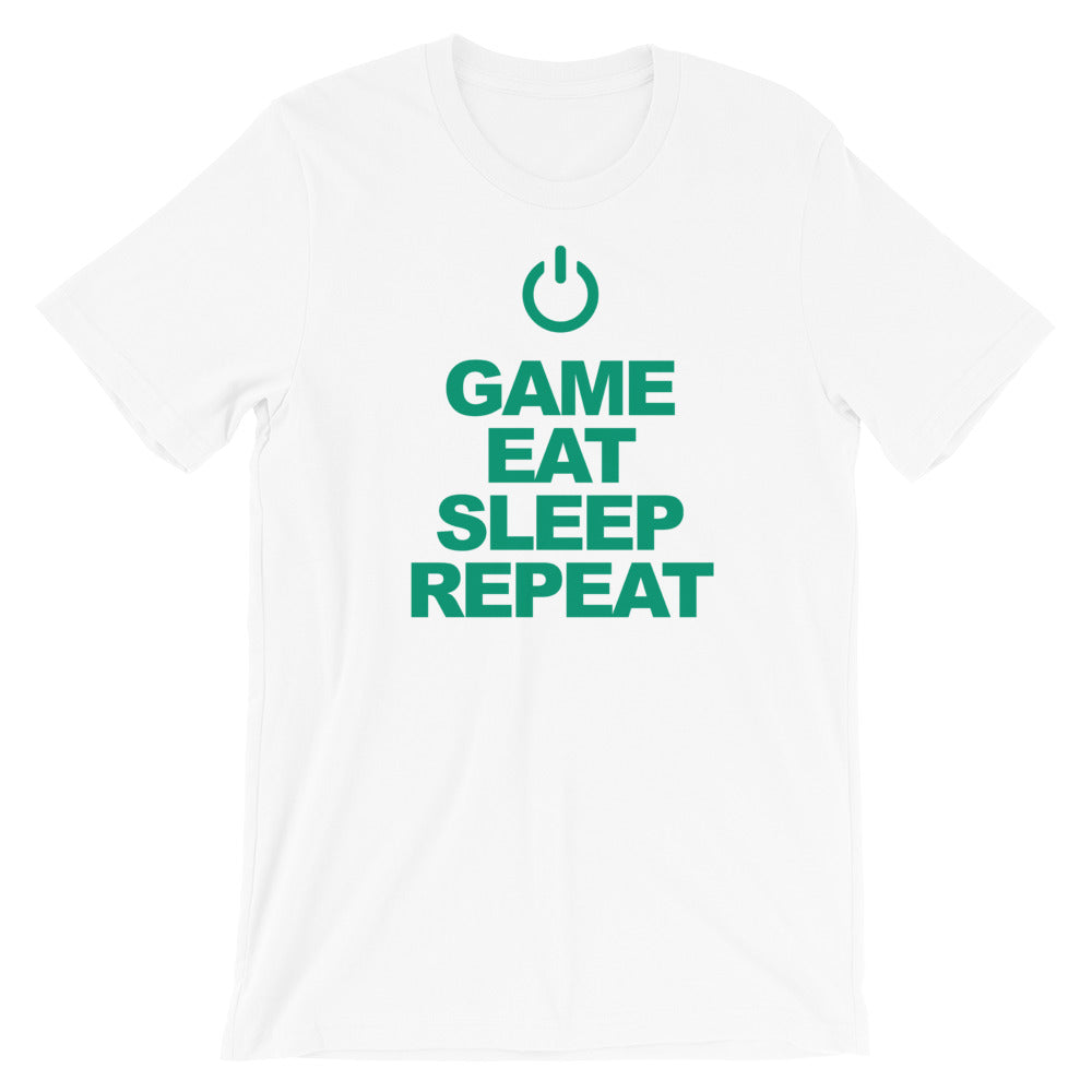 Game Eat Sleep Repeat T-Shirt