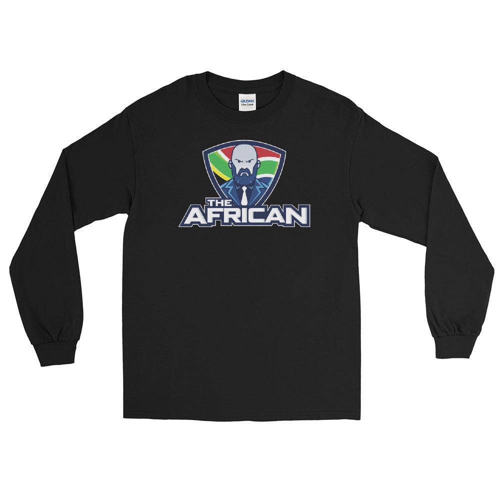 THE AFRICAN Long Sleeve Shirt