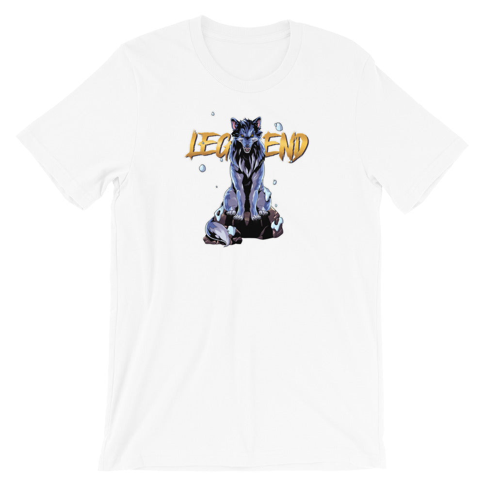 Wolf Legend Unisex T-Shirt