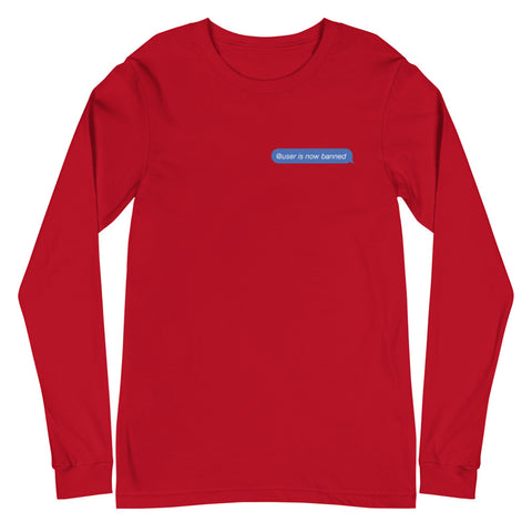 Pick Up Lines Long Sleeve Tee