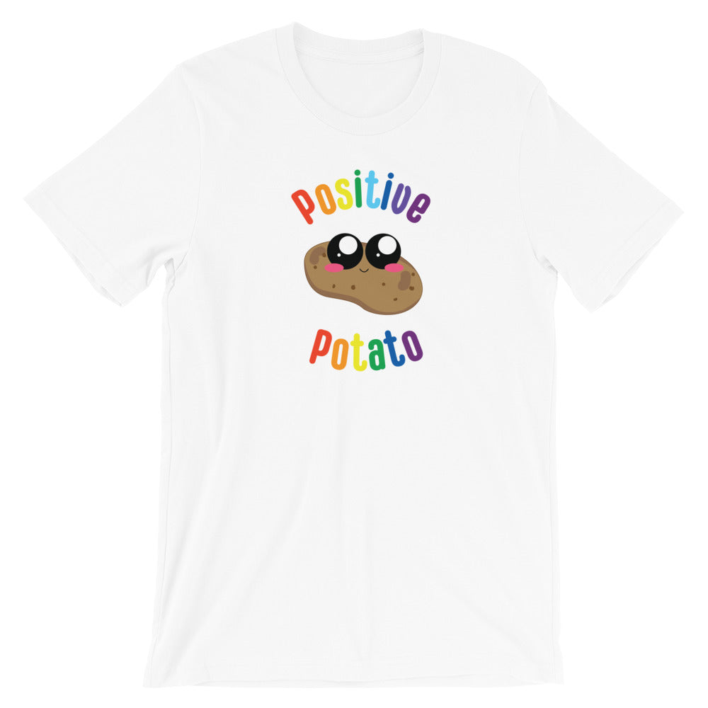 Positive Potato Unisex T-Shirt