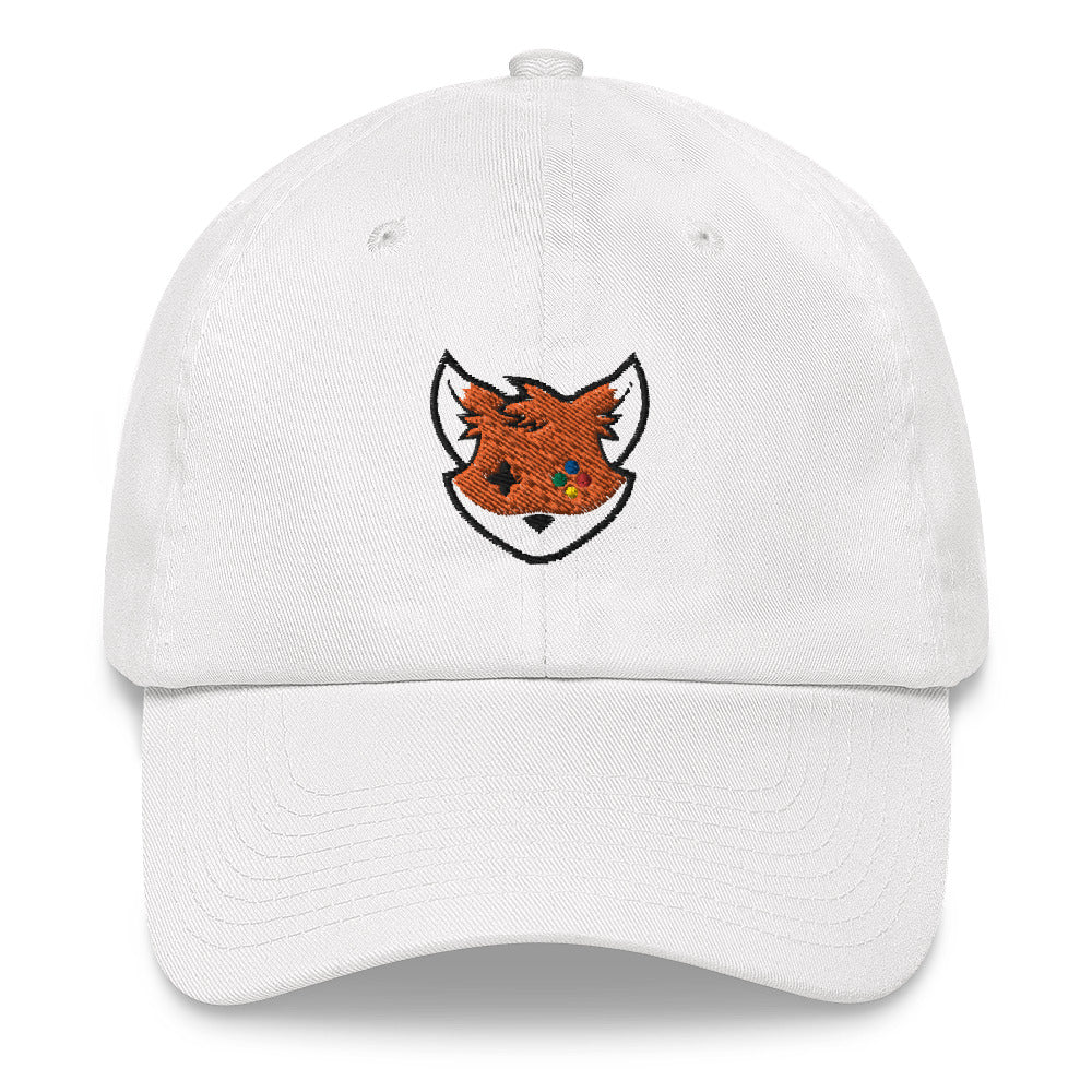 Foxyzilla Dad hat
