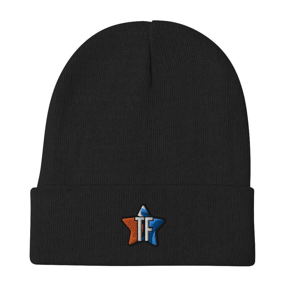 Trickstxrr Embroidered Beanie