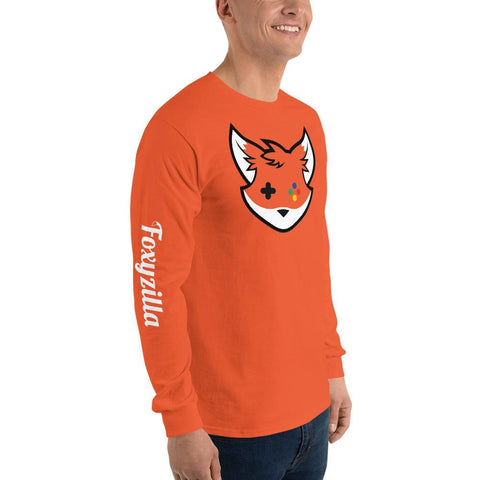 Foxyzilla Long Sleeve T-Shirt