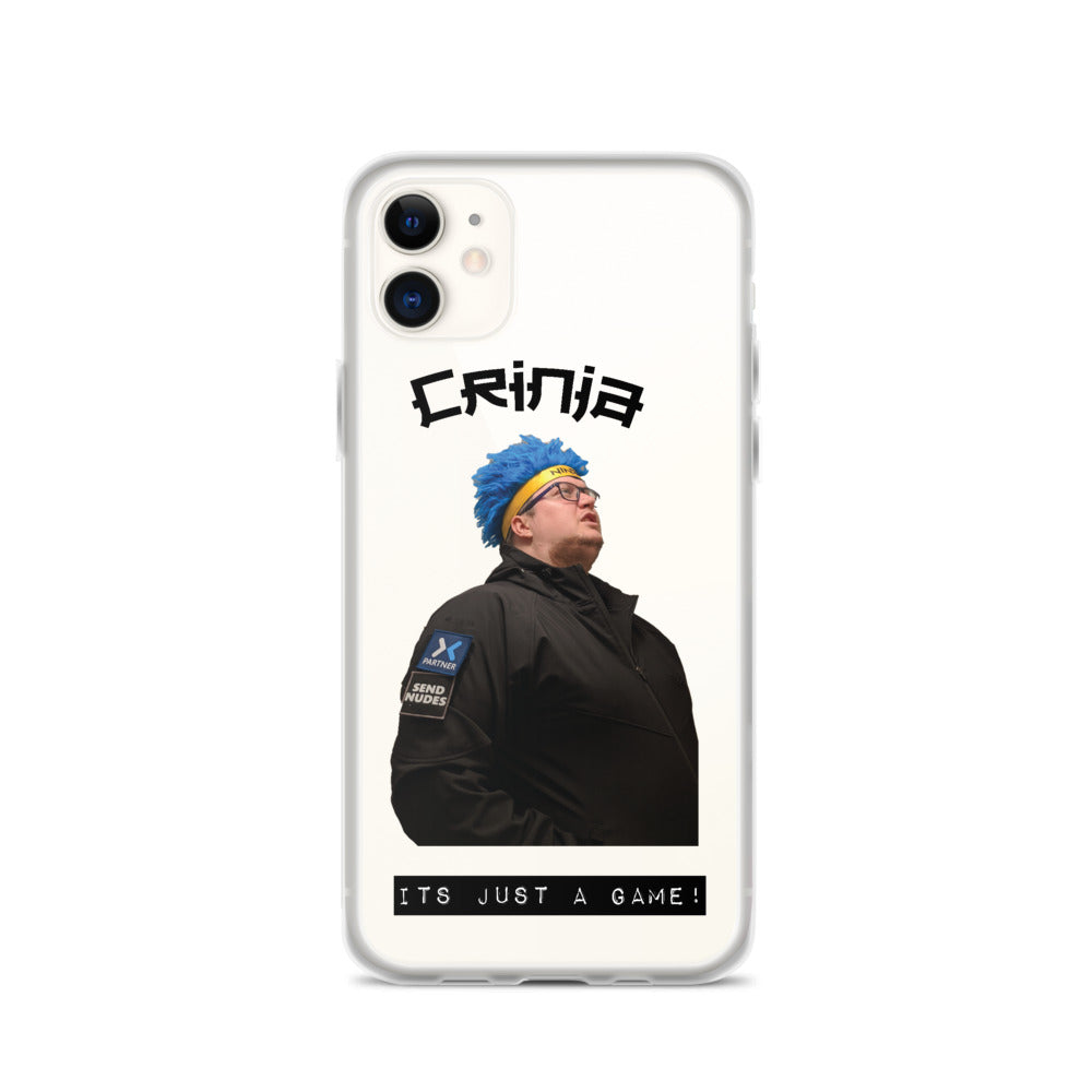Supa Crinja iPhone Case