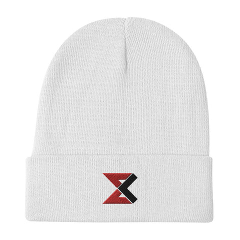 Exellion Embroidered Beanie