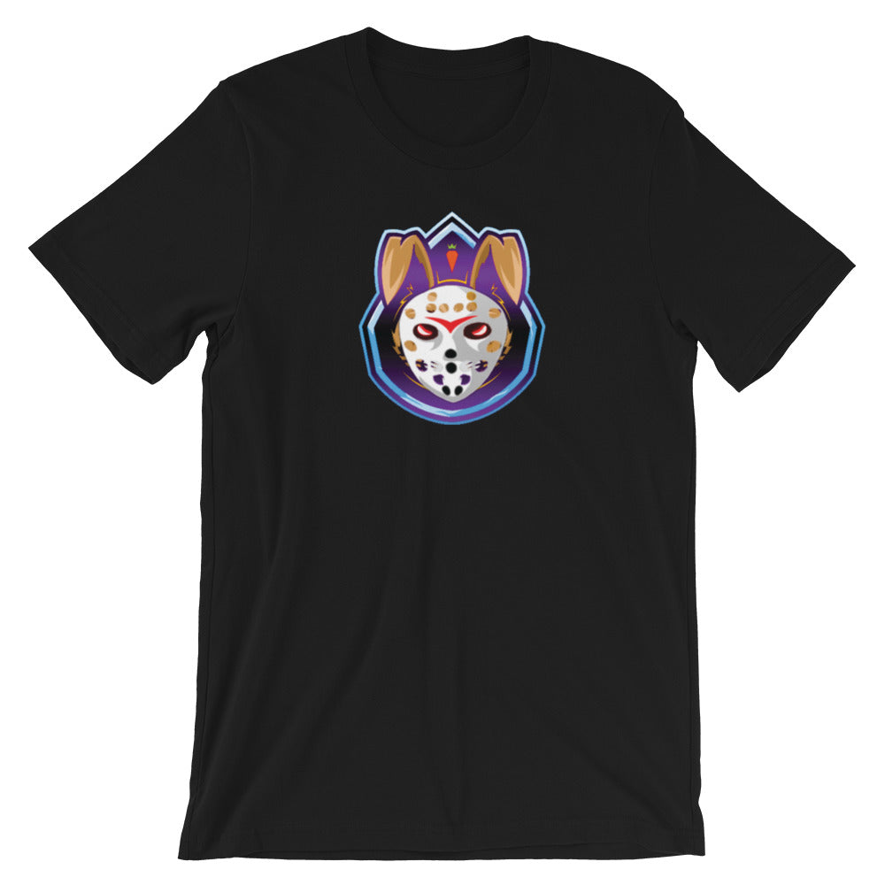 Easter5bunny Mask Unisex T-Shirt