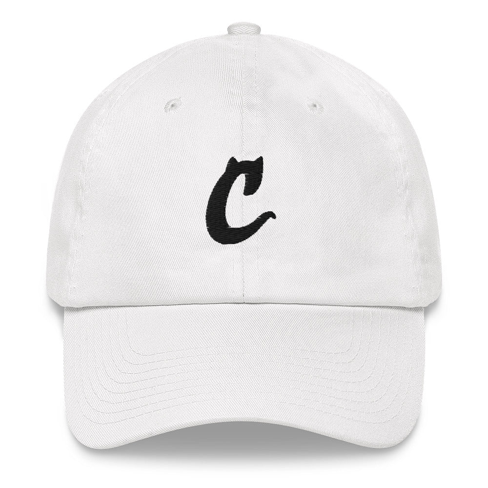 C Logo Dad hat