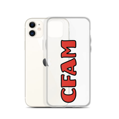 CFAM iPhone Case