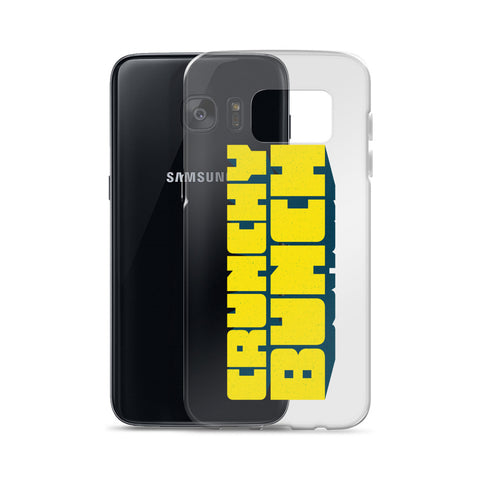 Crunchy Bunch Samsung Case
