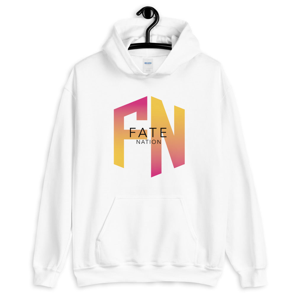 Fate Nation Unisex Hoodie