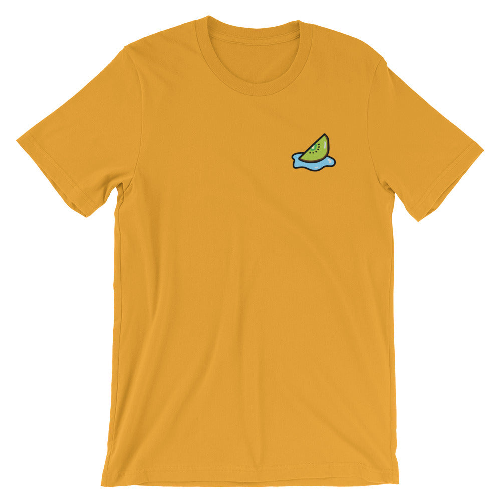 Yellow Kiwix Unisex T-Shirt