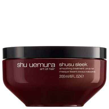 Shusu Sleek Smoothing Treatment - For Unruly Hair - Brush Salon