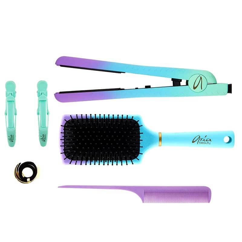 Unicorn Super Glam Hair Styling Set - Brush Salon