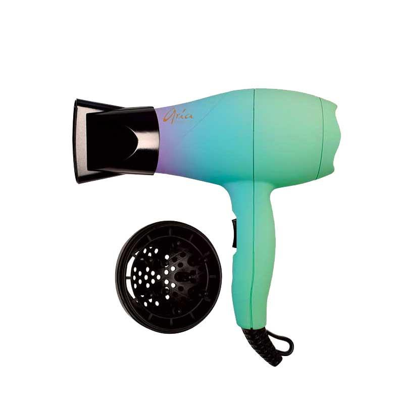 Unicorn Mini Blow Dryer & Hair Diffuser - Brush Salon